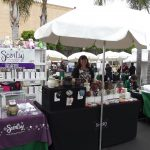 LA Wine Fest | SCENTsational Success | Scentsy Wickless Candles