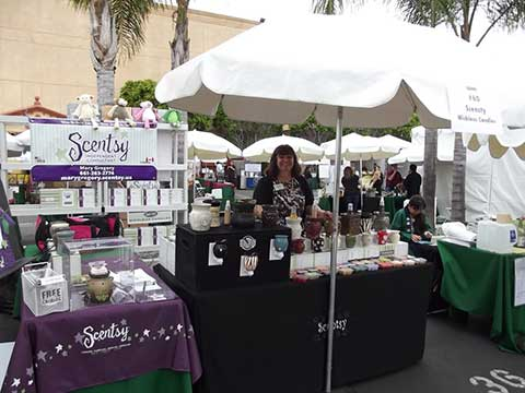 Scentsy Consultant Mary Gregory