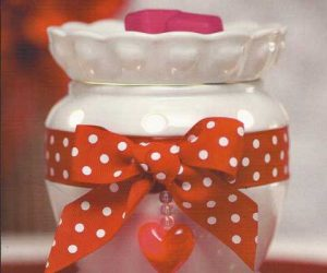 """January 2012 Warmer of the Month """"Valentine"""""""
