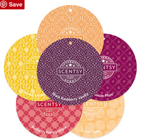 Scentsy Scent Circles Combine and Save