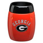 University of Georgia Scentsy Campus Collection Wickless Candle