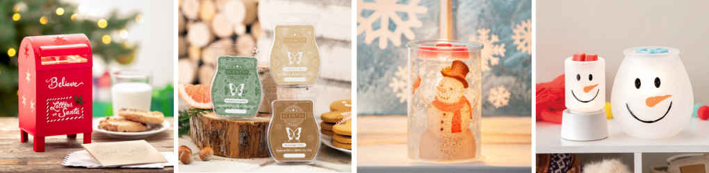 2019 Scentsy Holiday Products