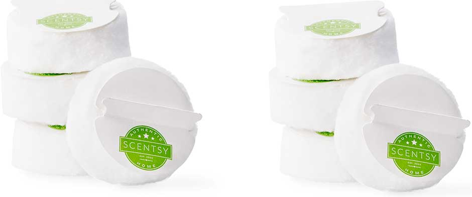 Clean Up Wax With Cotton Clean Up Pads