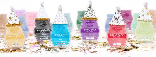 Bring Back My SCENTSY Bar in Jan 2018