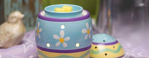 Easter Egg Warmer of the Month for Feb 2013