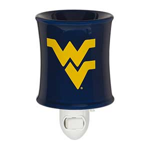 West Virginia University Scentsy Mini Warmer