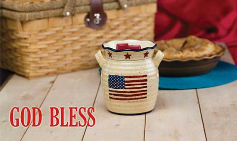 Scentsy June 2013 Warmer of the Month