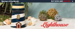 Scentsy July 2013 Warmer of the Month - Lighthouse