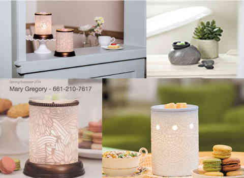 Trendy Scentsy Candle Designs in 2014