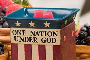 One Nation - Scentsy Warmer of Month for June 2014
