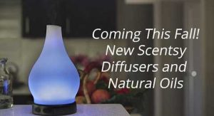 Diffusers and Natural Oils