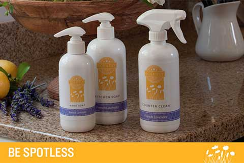 House Cleaning Products by Scentsy