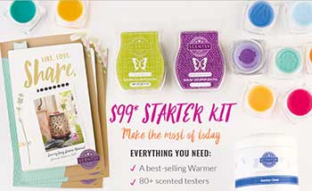 Starter Kit When You Join Scentsy