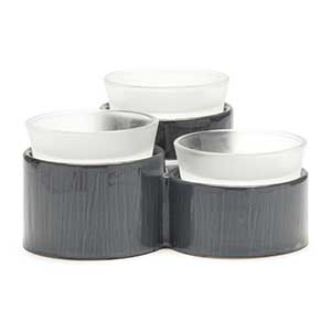 Accord Scentsy Warmer - Color Gray - Unique Idea