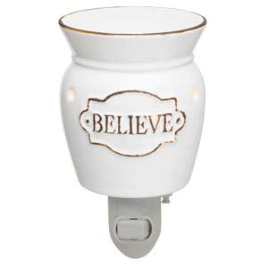 Believe Night Light Warmer - Small Size