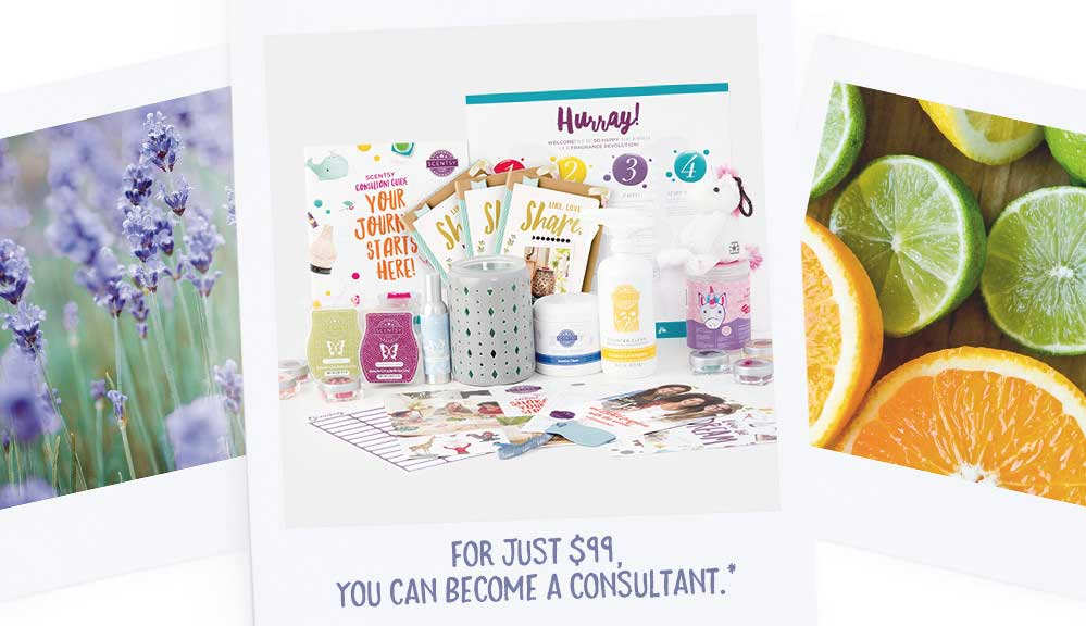 Join Our Scentsy Team With Mary Gregory