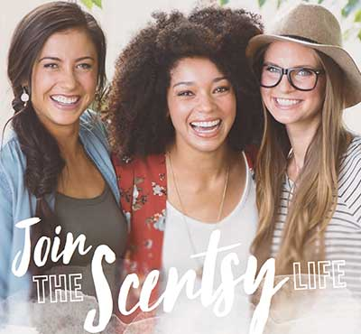 Join the Scentsy Life to Sell the Products