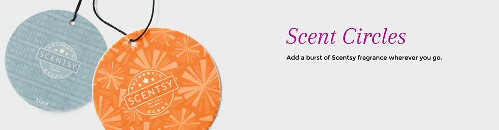 Shop Scentsy Scent Circles With Mary Gregory