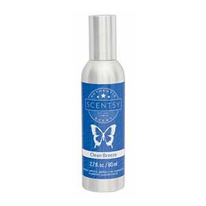 Clean Breeze Room Spray and Air Freshener