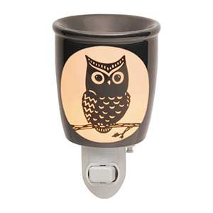 Scentsy Night Owl NightLight Warmer