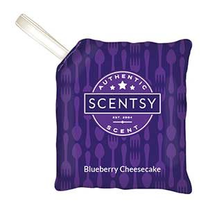 Blueberry Cheesecake Scentsy Scent Pak