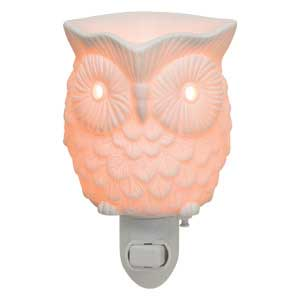 Scentsy Owl Nightlight Warmer