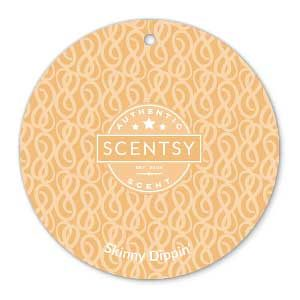 Scentsy Skinny Dippin Scent Circle