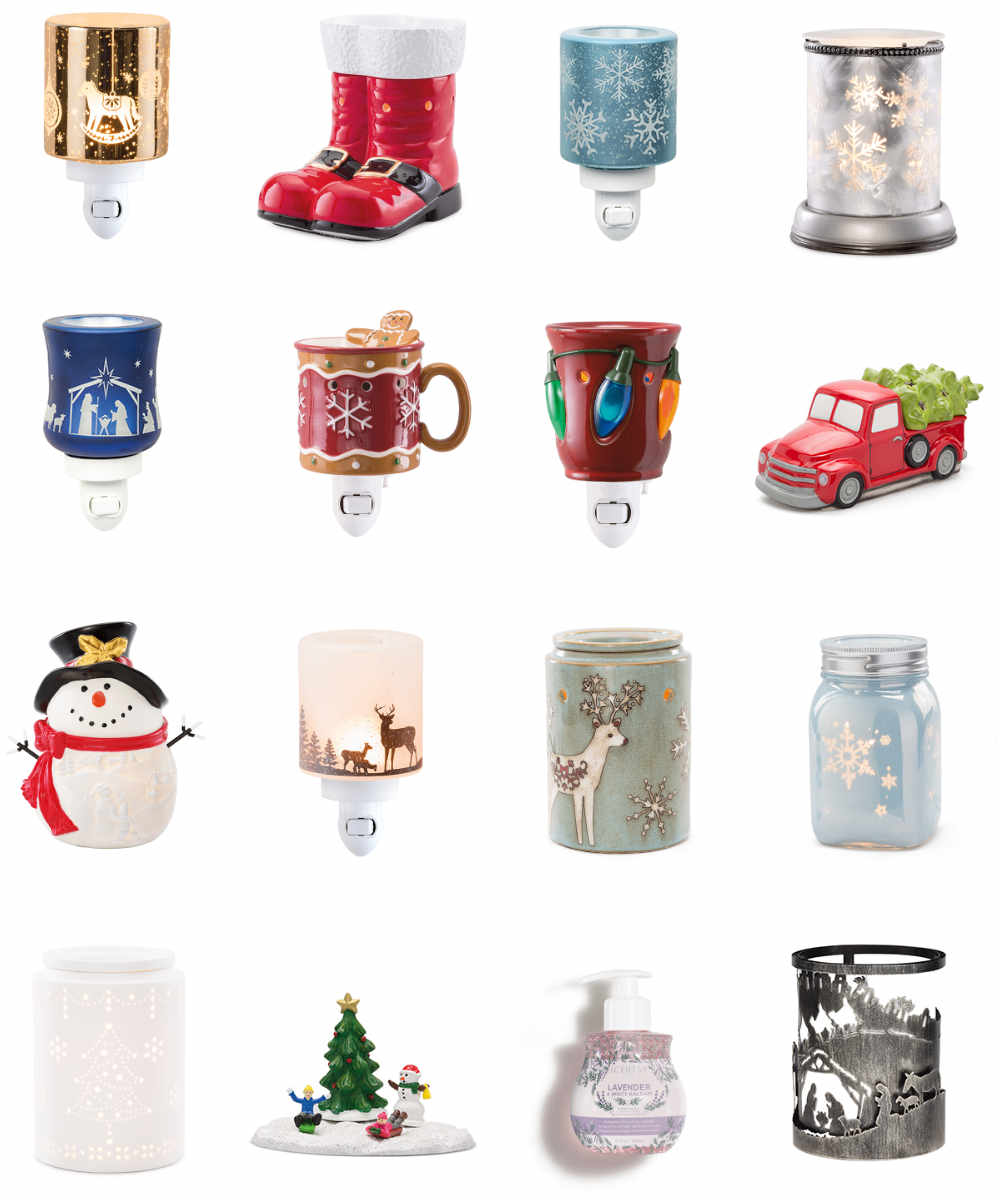 Scentsy Christmas Collection 2017