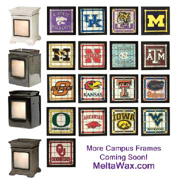 Campus Collection Second Generation Warmers & Frames