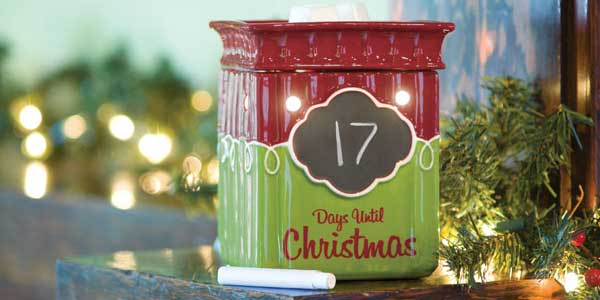 Scentsy Christmas Warmer from 2012 Holidays