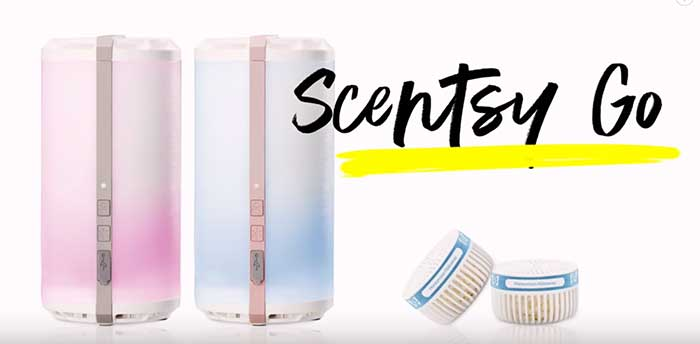Cordless Scentsy Warmers