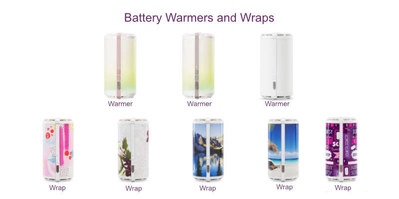 Scentsy Battery Warmers & Wraps
