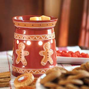 Scentsy Gingerbread Cookie Warmer