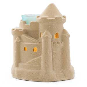 Scentsy Summer Sandcasle Warmer