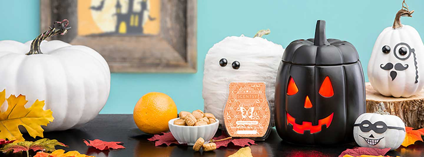 Scentsy Warmer of the Month for September 2017