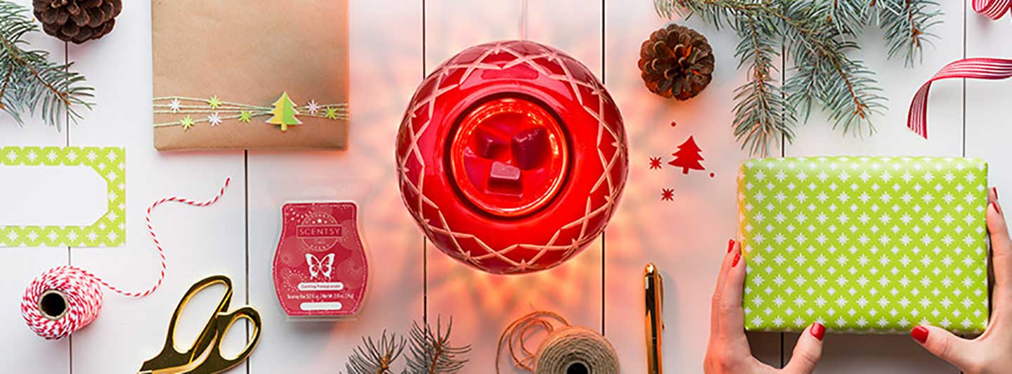 Scentsy Warmer of the Month for November 2017