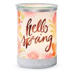 Hello Spring Scentsy Candle Warmer