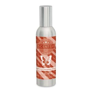 Apple and Cinnamon Sticks Room Spray