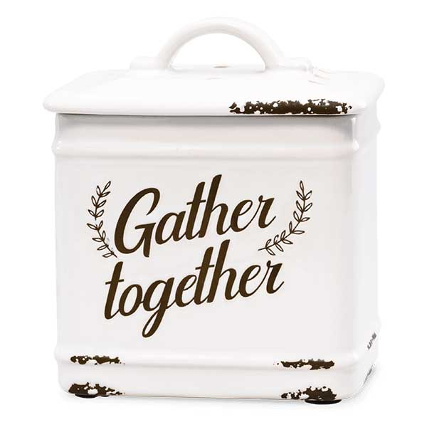 Gather Together Canister Element Candle Warmer by Scentsy