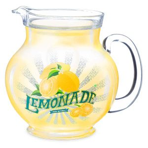 Lemonade Container Candle Warmer