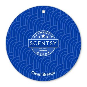 Clean Breeze Scent Circle for Your Car