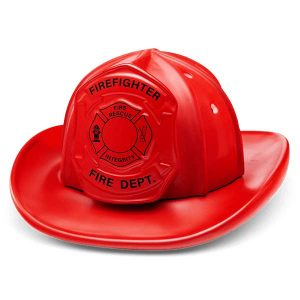 Red, First Responder Fire Hat Warmer by Scentsy