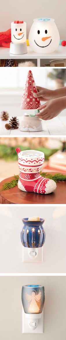 Scentsy 2019 Holiday Collection
