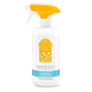 Blue Grotto Counter Clean by Scentsy