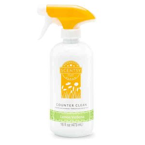 Lemon Verbena Counter Clean by Scentsy