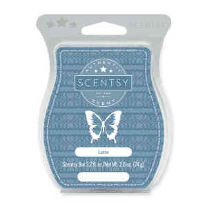 Luna Scented Wax Melt By Scentsy