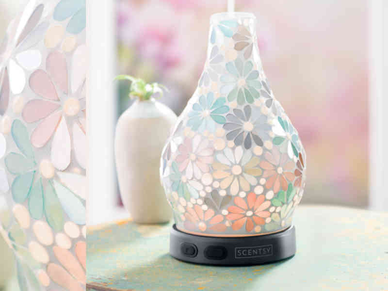 Scentsy Natural Oil Diffusers