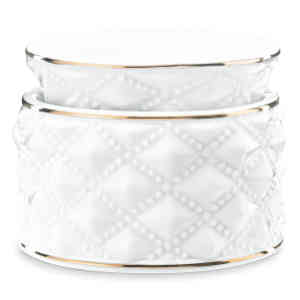 Scentsy White Diamond Glass Element Warmer