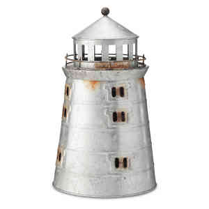 Tin Lighthouse Warmer By Scentsy