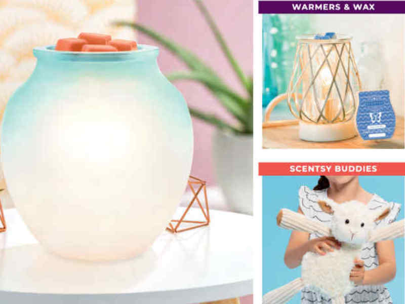 View Scentsy Catalog